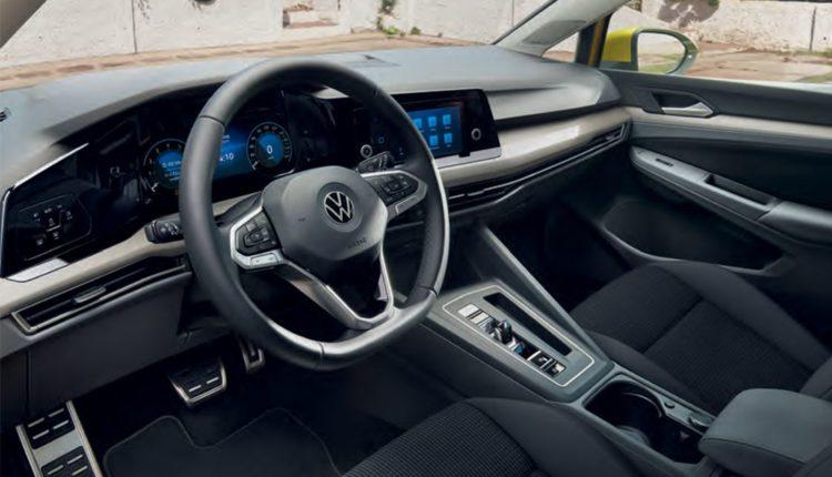 Volkswagen Yeni Golf İç Tasarım